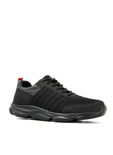 Slazenger Slazenger TORRES Koşu & Yürüyüş Erkek Ayakkabı K. Siyah